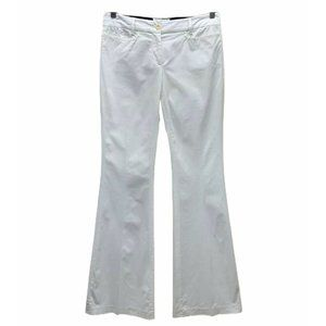 See By CHLOE -Bootcut Leg Mid Rise Stitching Pants